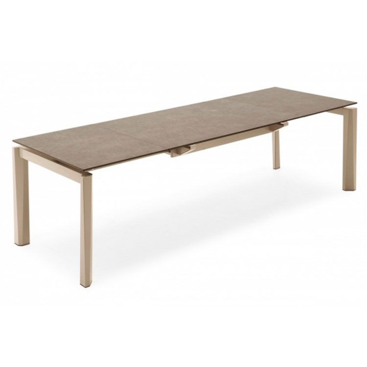 Calligaris Esteso Dining Table Nougat Top