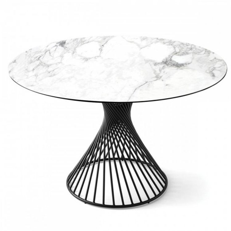 Calligaris Vortex Table White Marble