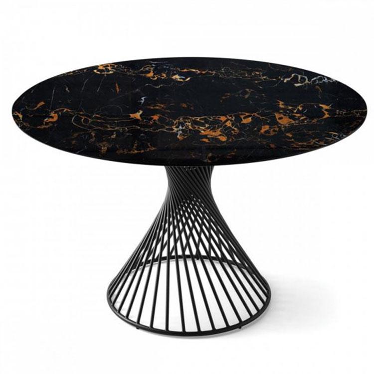 Calligaris Vortex Table Black Marble