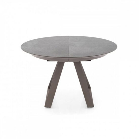 Calligaris Atlante Round Extending Dining Table