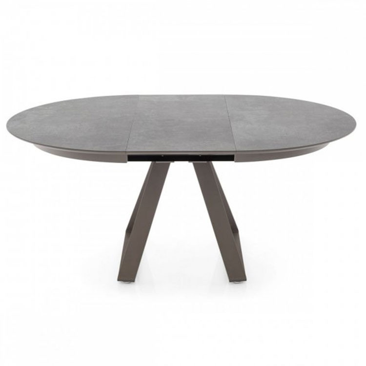 Calligaris Atlante Round Extended Dining Table
