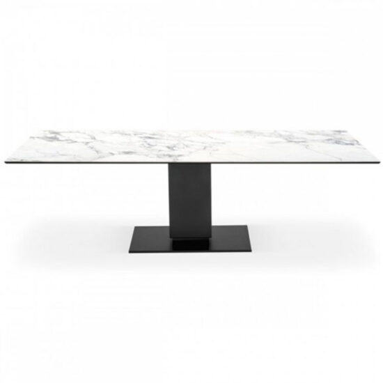 Calligaris Echo Modern Pedestal Dining Table