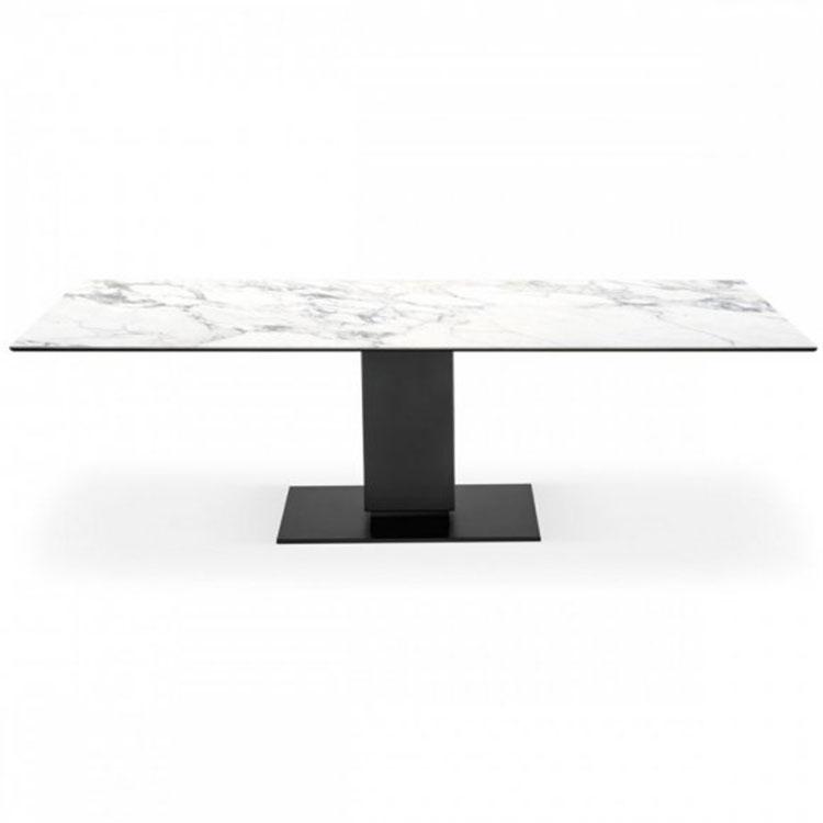 Calligaris Echo Modern Pedestal Dining Table