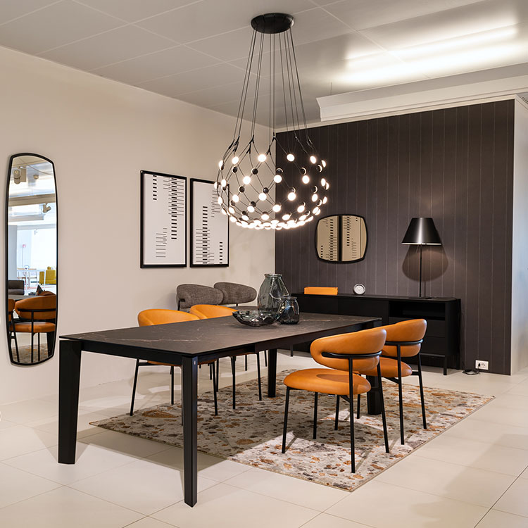 Calligaris Esteso Dining Room Table