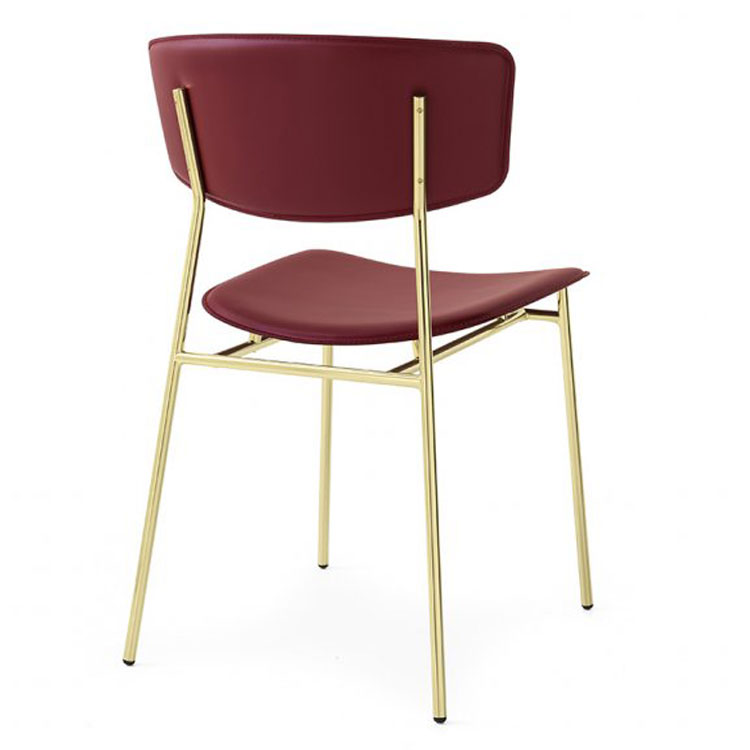 Calligaris Fifties Retro Dining Chair Back