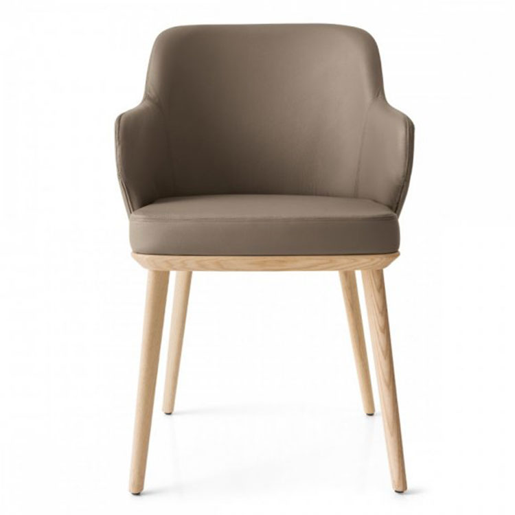 Calligaris Foyer Contemporary Dining Armchair