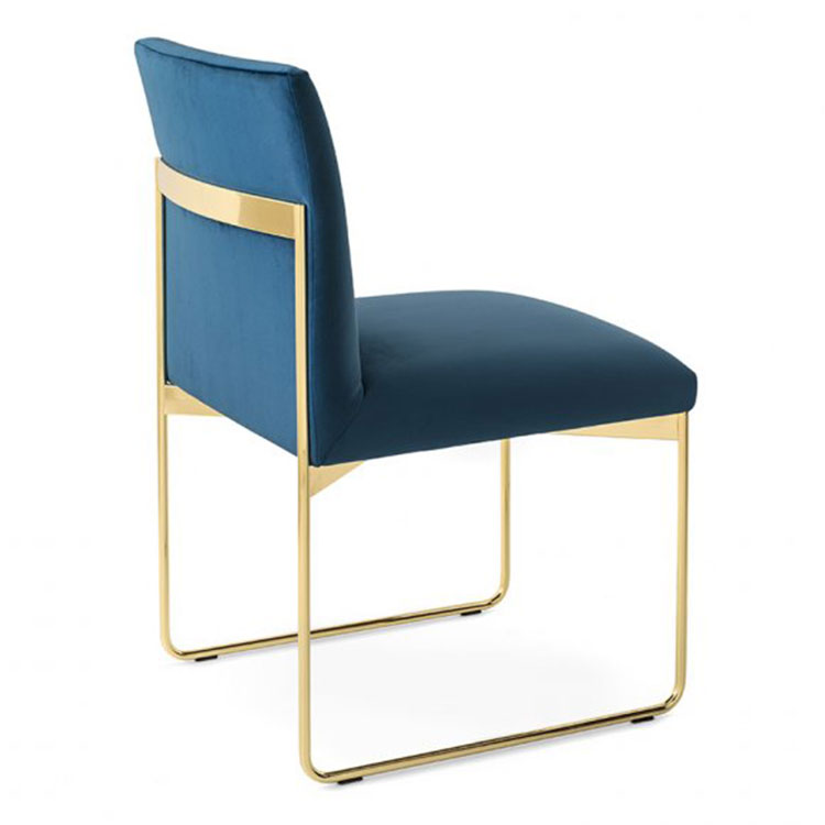 Calligaris Gala Dining Chair Side View