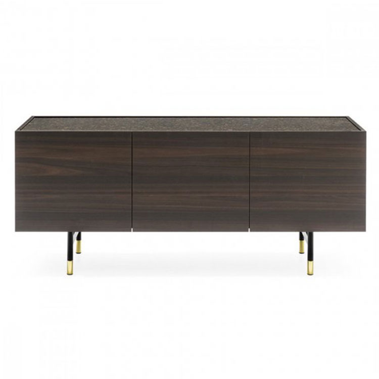 Calligaris Horizon Contemporary Sideboard 3 Compartments