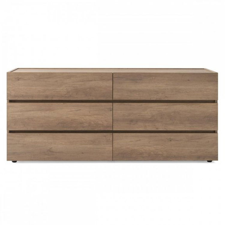 Calligaris Huron 6 Drawer Dresser