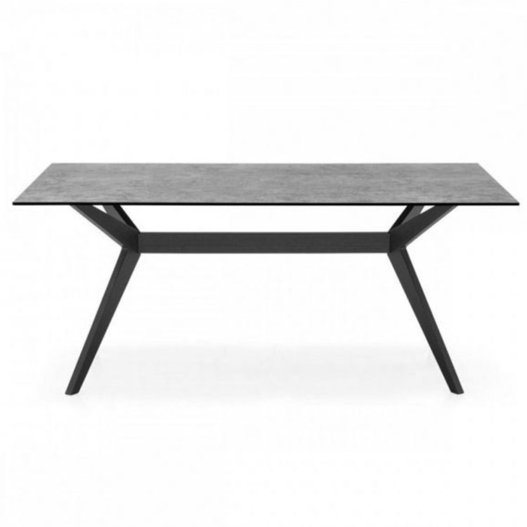Calligaris Kent Table Cement Top