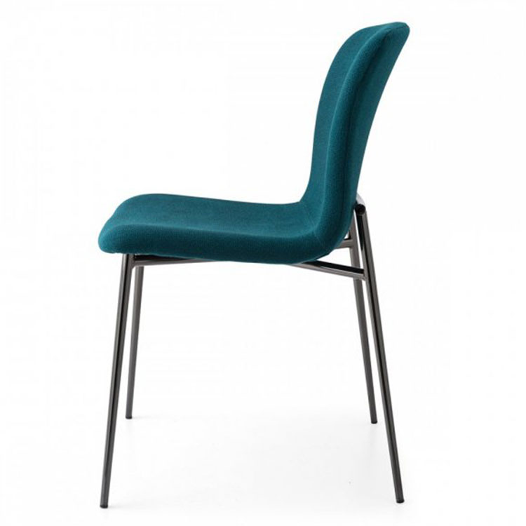 Calligaris Love Dining Chair Side View