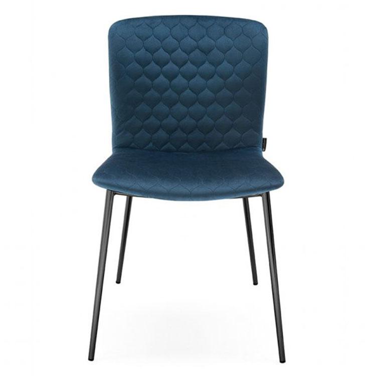 Calligaris Love Dining Chair Blue/Matt Black