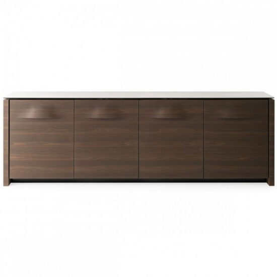 Calligaris Mag Plus Contemporary Sideboard 4 Doors