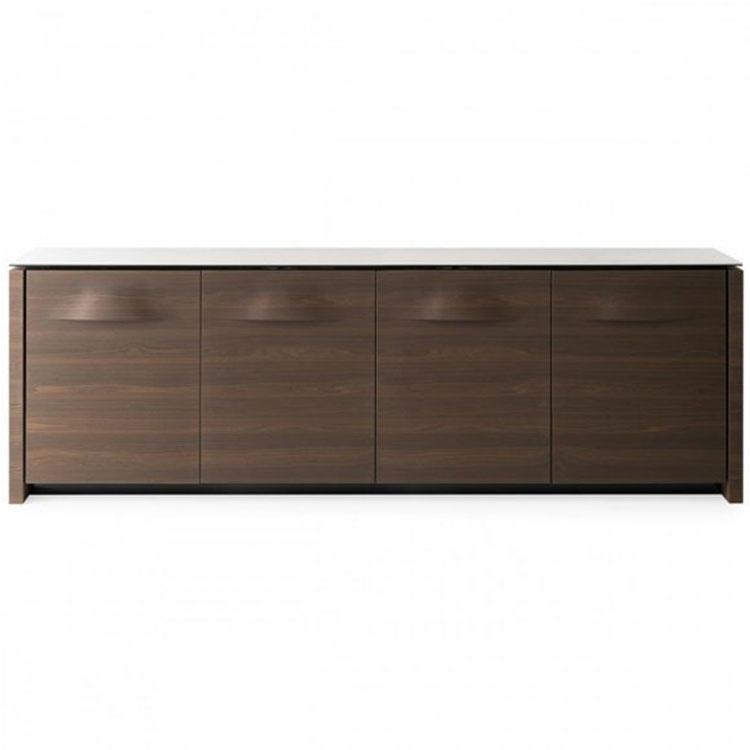 Calligaris Mag Plus Contemporary Sideboard 4 Doors