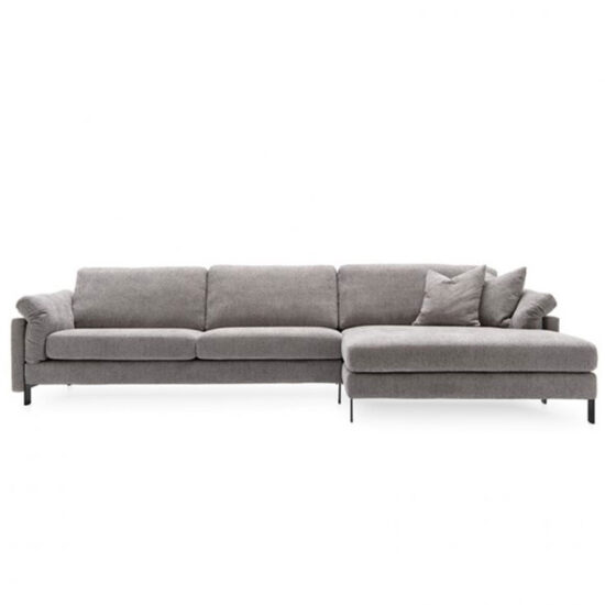 Calligaris Meridien Sofa with Chaise