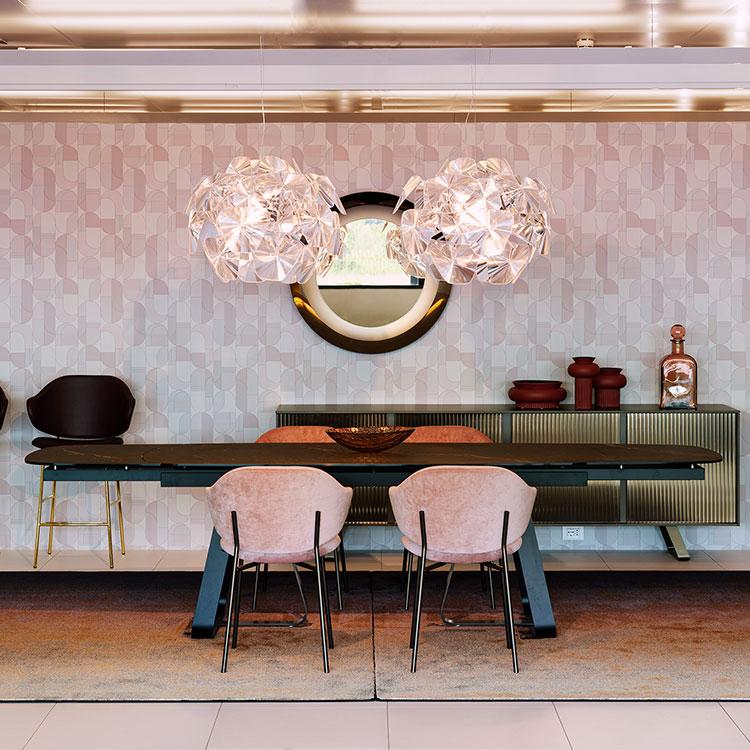 Calligaris Secret Sideboard in Dining Room