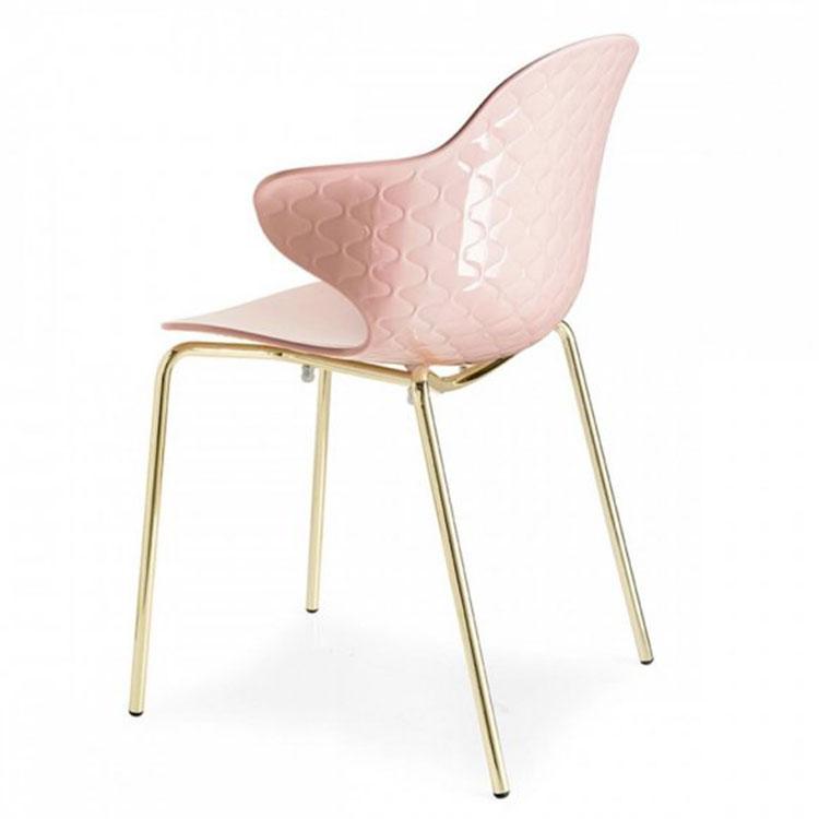 Calligaris Saint Tropez Dining Chair Back View