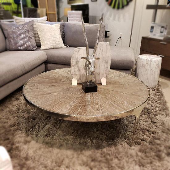 Interlude Devin Coffee Table