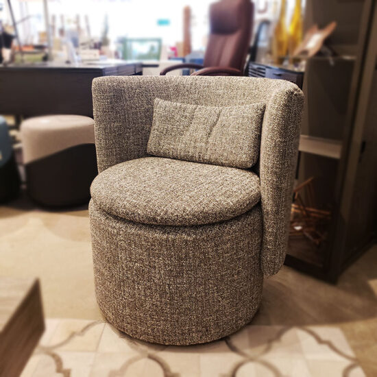 YOUNGER Buttercup Swivel Chair
