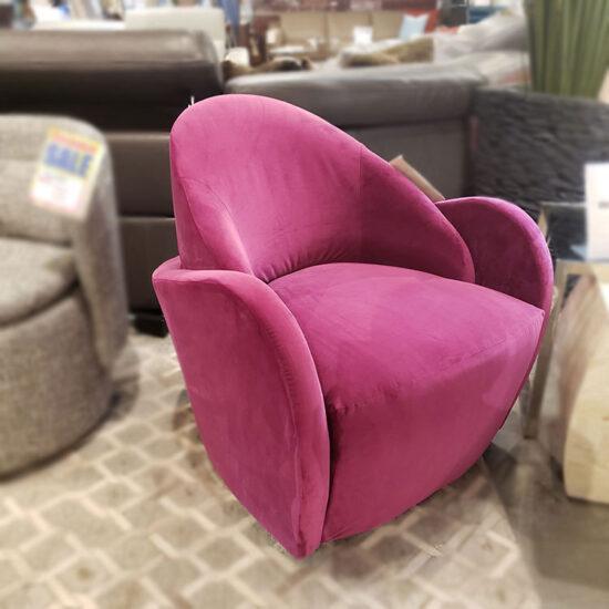 LAZAR Grove Swivel Chair