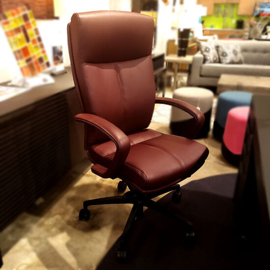 VIA SEATING Carmel Executive Office Chair